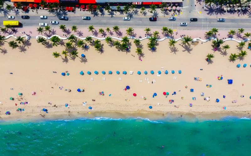 Op vakantie naar het mooie Florida?