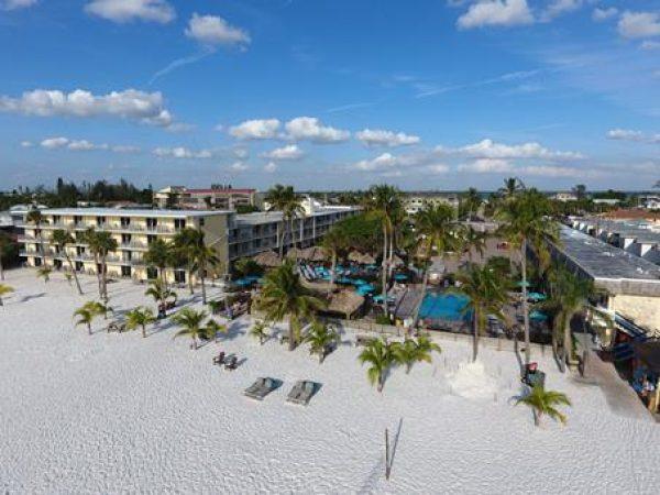 The Outrigger Beach Resort