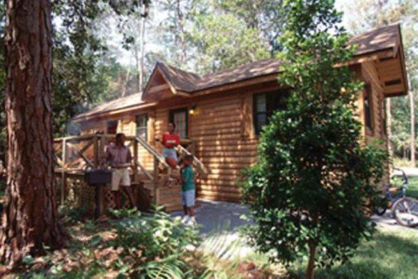 Disneys Fort Wilderness