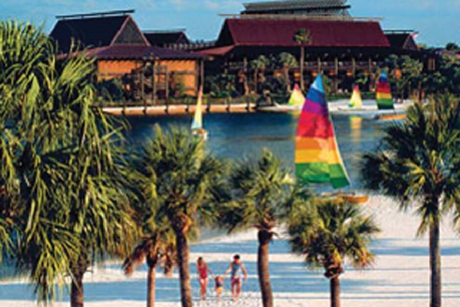 Disneys Polynesian Resort
