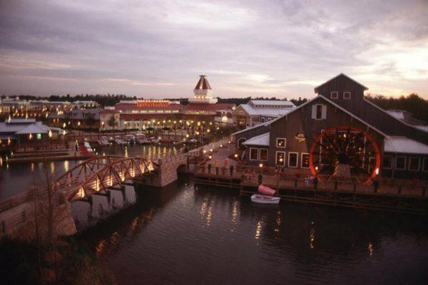 Disneys Port Orleans Riverside Resort